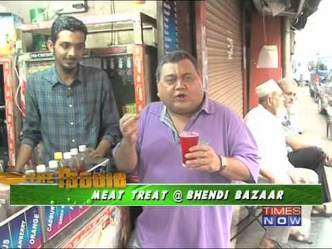 The Foodie - Meat treat at Bhendi Bazaar - Full Episode