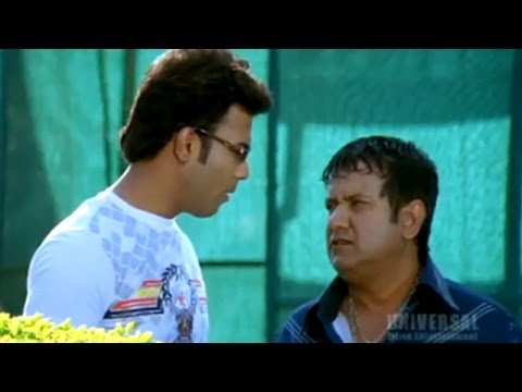 Gullu Dada Returns Hyderabadi Movie || Comedy Scene || Back To Back Part 03