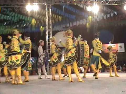 São João do Maranhão:Dança Portuguesa