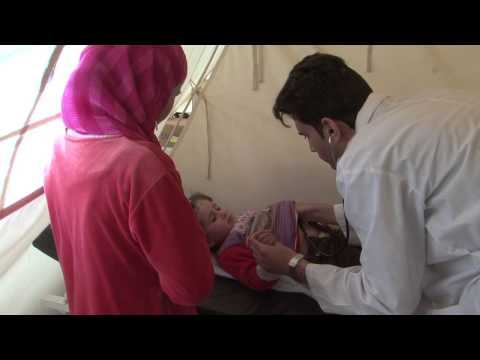 Syrian Refugees in Need in Iraq
