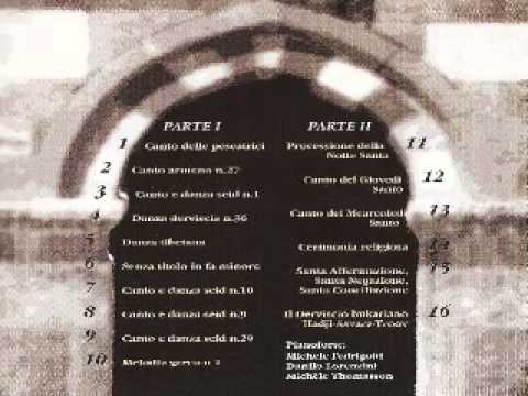 Georges Ivanovitch Gurdjieff - Thomas De Hartmann 3 *