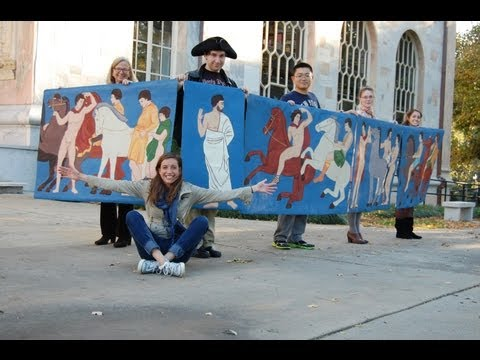 Seeing is Believing: Emory Students Shed New Light on the Visibility of the Parthenon Frieze