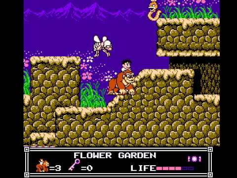 Little Nemo - The Dream Master - Little Nemo (NES) Gamplay Levels 1/2 - User video
