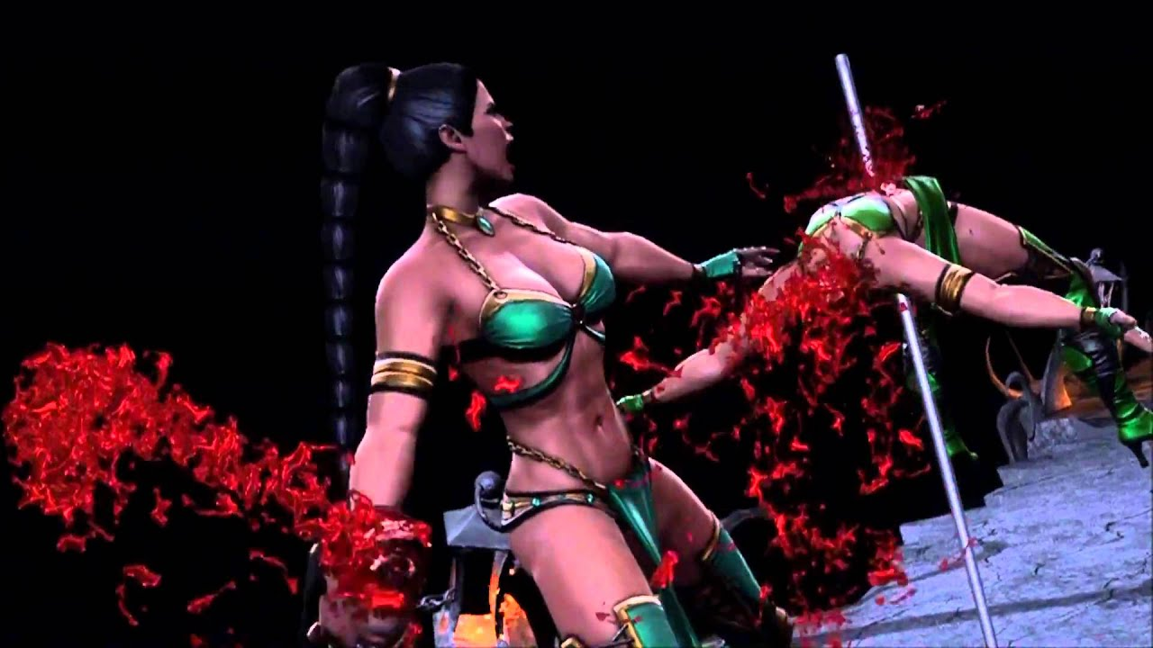 Nude patch mortal kombat for xbox exploited super pornostar