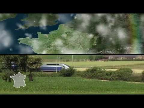 TGV High-Speed Rail Travel Through Beautiful France - Rail Europe