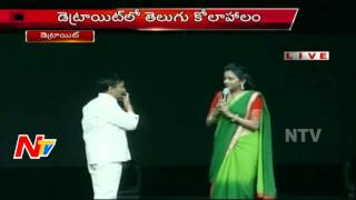 Venu Madhav Fun with Anchor Suma