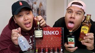 CRAZY DRUNK DRINKING CHALLENGE!!!