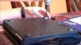 HOW TO Open PS3 & Fix No Power Powersupply Install