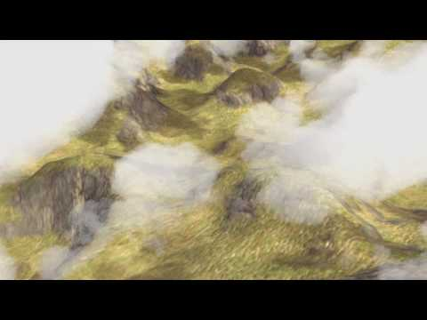Blender 2.5 Volumetric Clouds Test (WIP)  HELP!