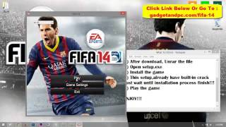 Fifa 14 Download Free Full Version For PC [WORKING 100%