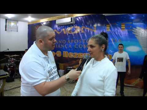 Apóstolo Agenor Duque - Fortes Testemunhos - 14/11/2012