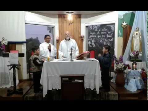Santa Missa | 05.05.2020 | Terça-feira | Padre José Sometti | ANSPAZ