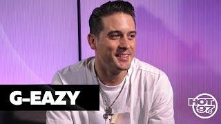 G-Eazy on Cardi B, Eminem's Freestyle, His Relationship + Kehlani