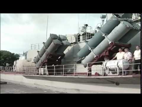 Tàu hộ vệ tên lửa Tarantul V  Việt Nam thử vũ khí /Navy Molniya Project 1241.8 VietNam