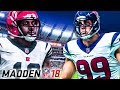 Madden NFL 18 All Madden Gameplay Impressions Franchise Mode