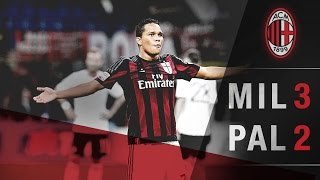 AC Milan-Palermo 3-2 | AC Milan Official