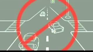 Kỹ thuật rẽ trái xe ô tô