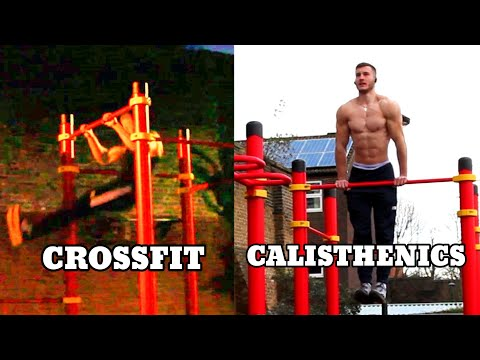 CROSSFIT VS CALISTHENICS MUSCLE UPS