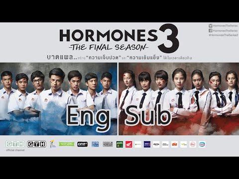 Hormones 3 The Final Season Official Trailer (Eng sub)
