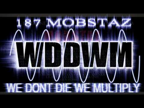187 MOBSTAZ - WE DON'T DIE, WE MULTIPLY (WDDWM) [AUDIO ...