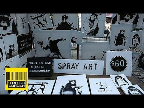 Banksy street sale, Syrian chemical weapons cease-fire and your comments - Truthloader