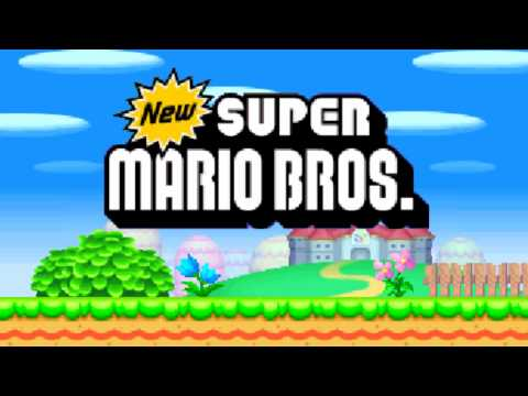 New Super Mario Bros. Music - Starman / Invincibility -RcIwKKL1yJA
