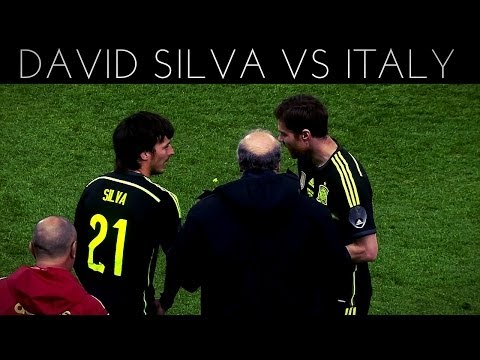 David Silva vs Italy (H) 05.03.2014 Friendly HD