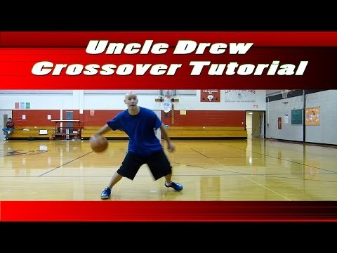 Uncle Drew Move Tutorial - How to Kyrie Irving Crossover | Seen in Pepsi MAX Commercial Chapter 3