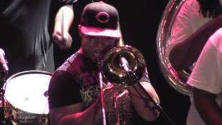 Soul Rebels Brass Band - Concert 2010