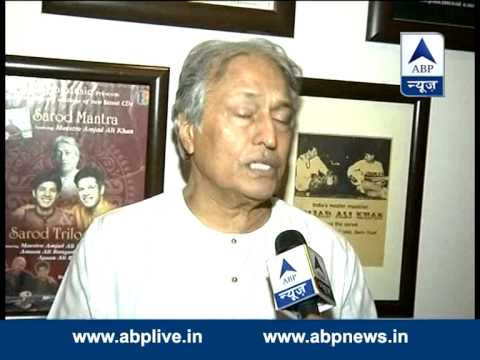 ABP News talks to Ustad Amjad Ali Khan over missing 'Sarod'