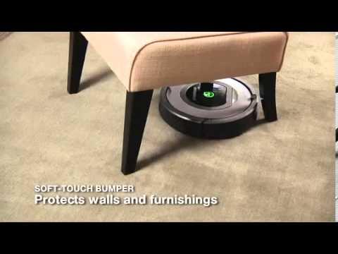 Robot Aspirador iRobot Roomba 760, Roomba 770, Roomba 780 y Roomba 790