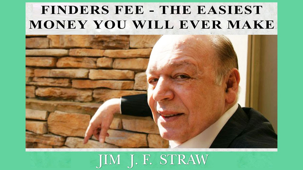 ... Watch FINDERS FEES - The Easiest Money You'll Ever Make - YouTube