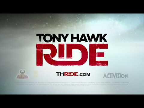 Все Трейлеры Tony Hawk: Ride HD