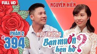 Cặp đôi miền Trung gây sốt với chàng trai có giọng hát cực ngọt  Hữu Trường - Nguyễn Hiền   BMHH 394