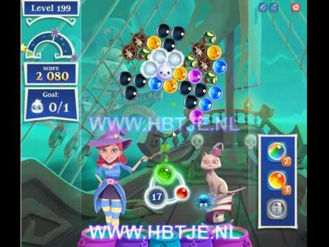 Bubble Witch Saga 2 level 199