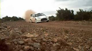 Vid�o Test DS3 WRC Dani Sordo Mai 2010 par scratch66 (6137 vues)
