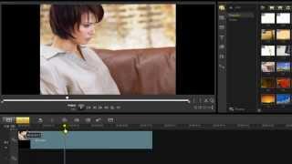 Corel VideoStudio ตอน การทำฉาก Senser
