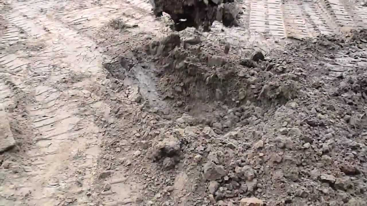 Extreme soil liquefaction youtube for Soil liquefaction