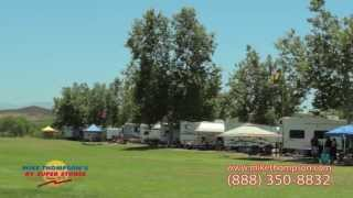 Lake Skinner Campground Review By Mike Thomson's RV Super