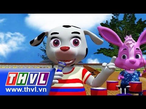THVL | Chuyện của Đốm - Tập 309: Tìm lại đồ chơi - Phần 1