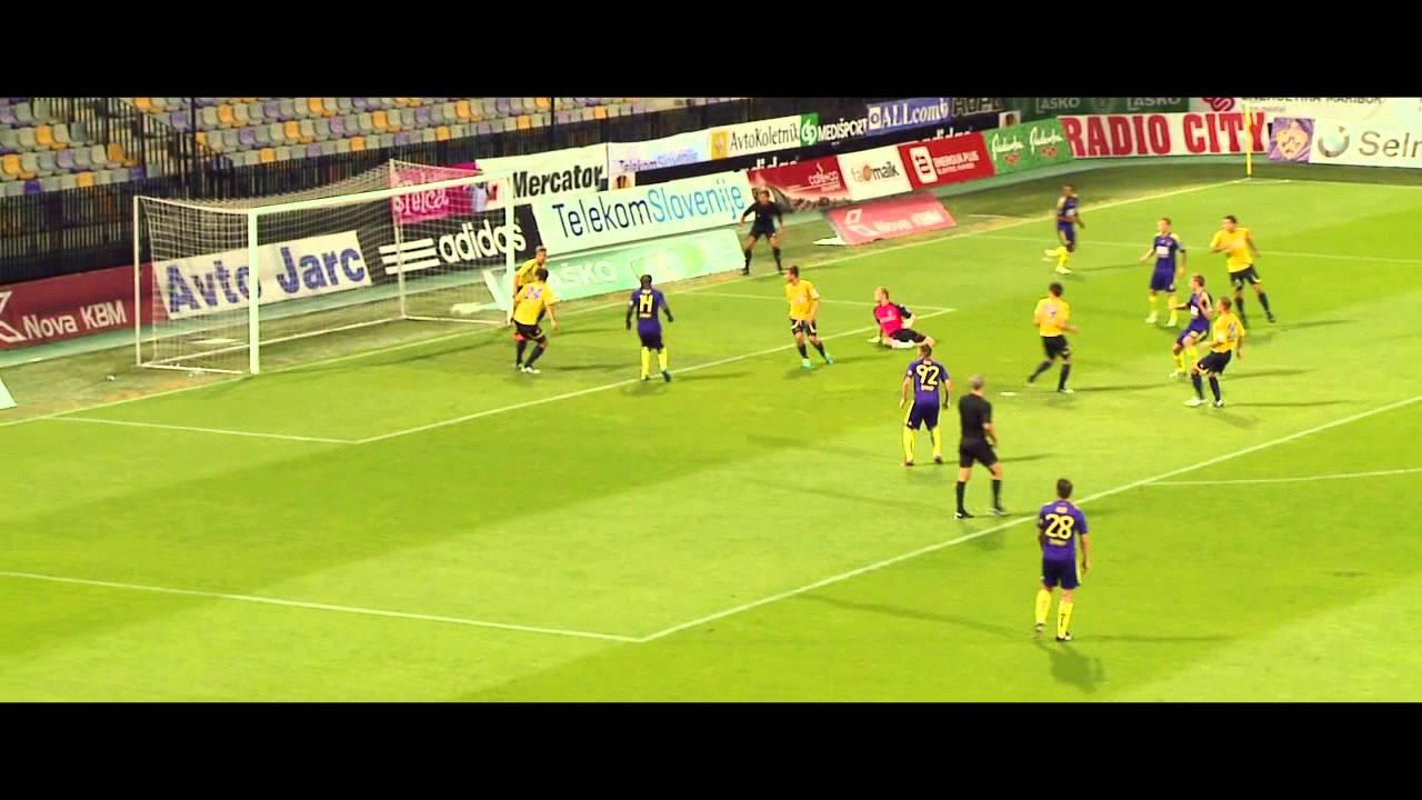 Maribor 5-1 NK Publikum Celje