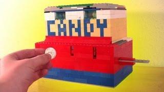 A Lego Candy Machine