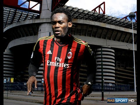 Michael Essien | Welcome to AC Milan | Goals&Skills | HD