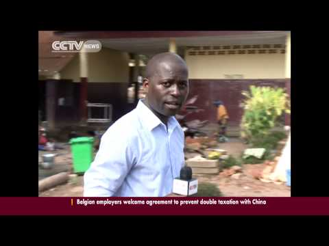 Bangui residents fight for survival as hospitals are overwhelmed by post-trauma patients