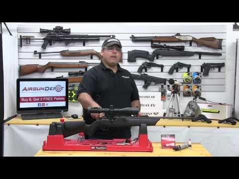 Hammerli 850 CO2 Rifle - Airgun Review by Airgunweb