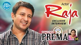 Dialogue With Prema : Actor Raja Exclusive Interview..