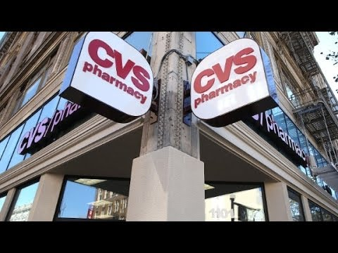 CVS plans to stop sales of tobacco products
