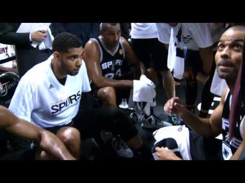 Tribute to the CLASS of the San Antonio Spurs (short)