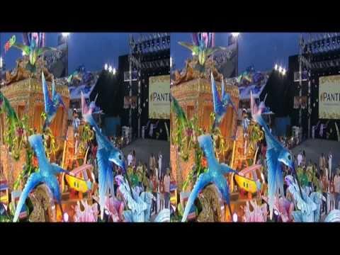 Tom Baleya 3D - Carnaval 2011: Beija-Flor