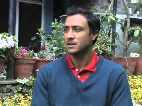 Paras Khadka in interview with Rishi Dhamala